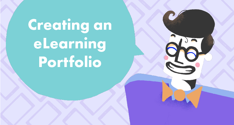 Creating an Instructional Design Portfolio article cover photo