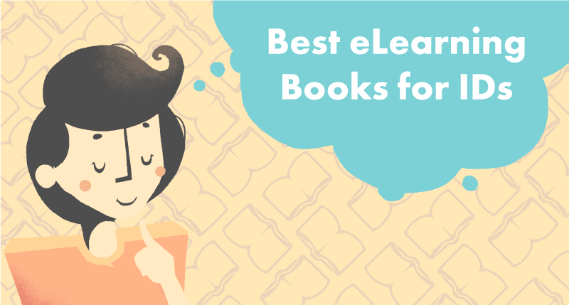 Best eLearning Books for Instructional Designers article cover photo