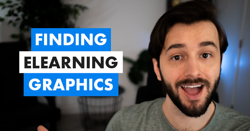 Where to get graphics for eLearning projects video cover photo