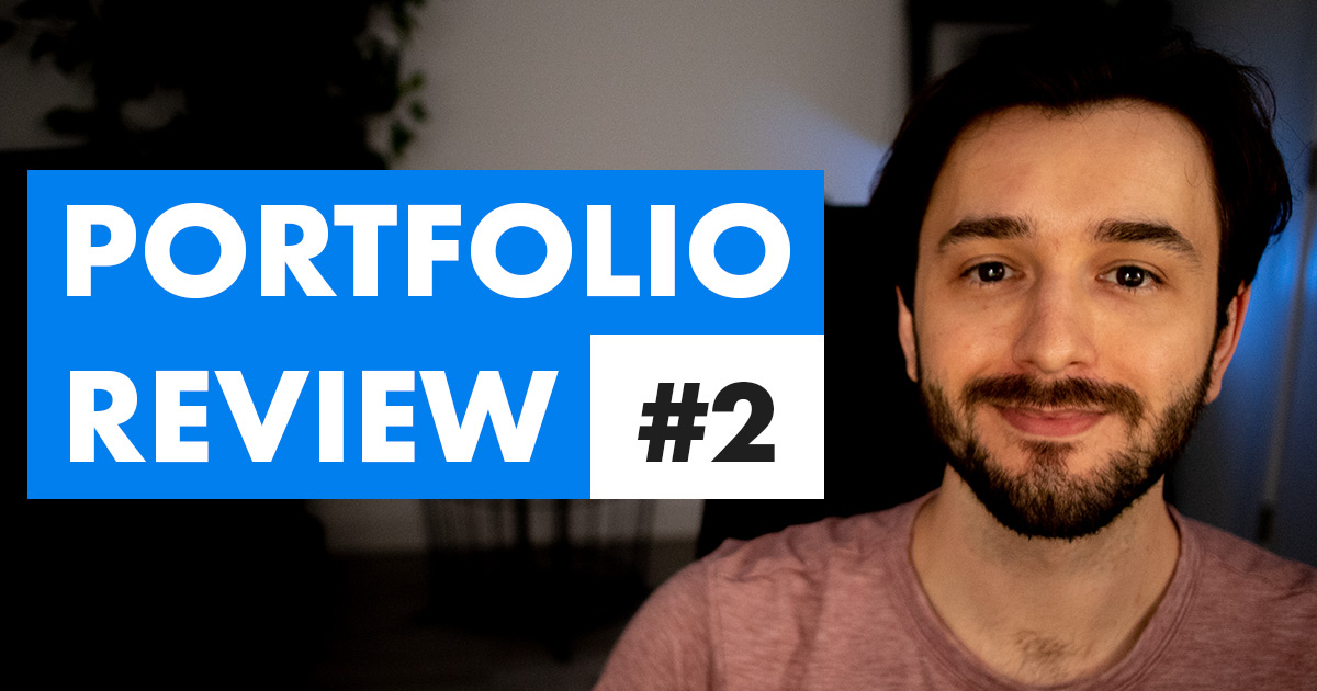 eLearning Portfolio Review Episode 2 cover photo