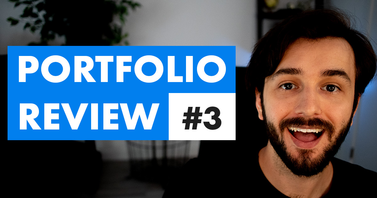 eLearning Portfolio Review Episode 3 video cover photo