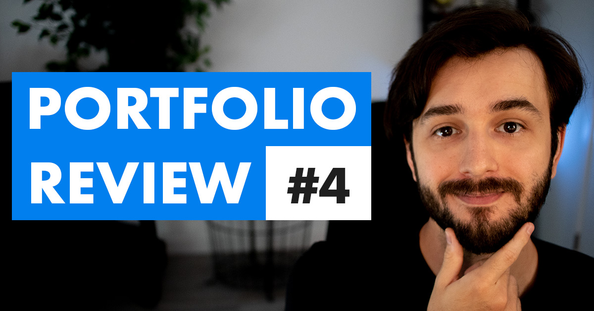 eLearning Portfolio Review Episode 4 video cover photo