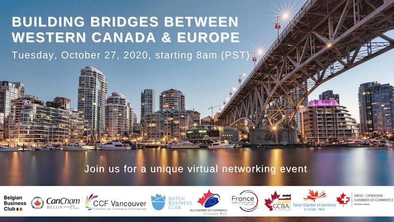 Construisons un lien entre l'Ouest canadien et l'Europe