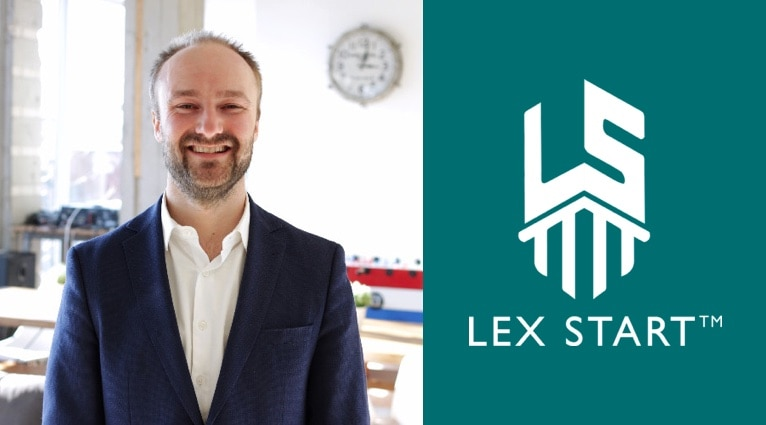 Digitalisation des services juridique : Lex Start, depuis 2015