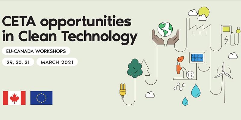 Atelier UE-Canada sur les opportunités de l'AECG pour le secteur des technologies propres