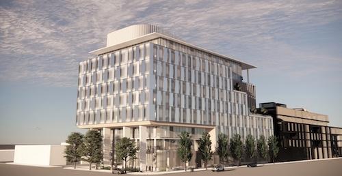 AbCellera propose une importante extension de ses bureaux et laboratoires à Mount Pleasant