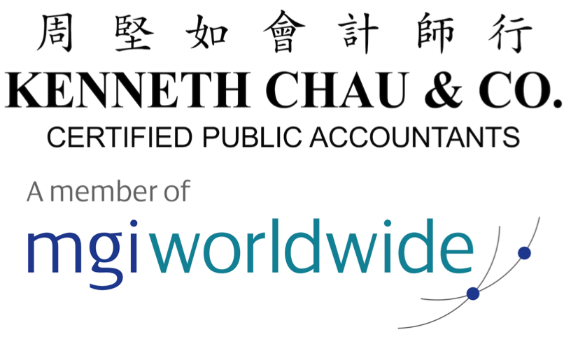 Partner Kenneth Chau CPA logo
