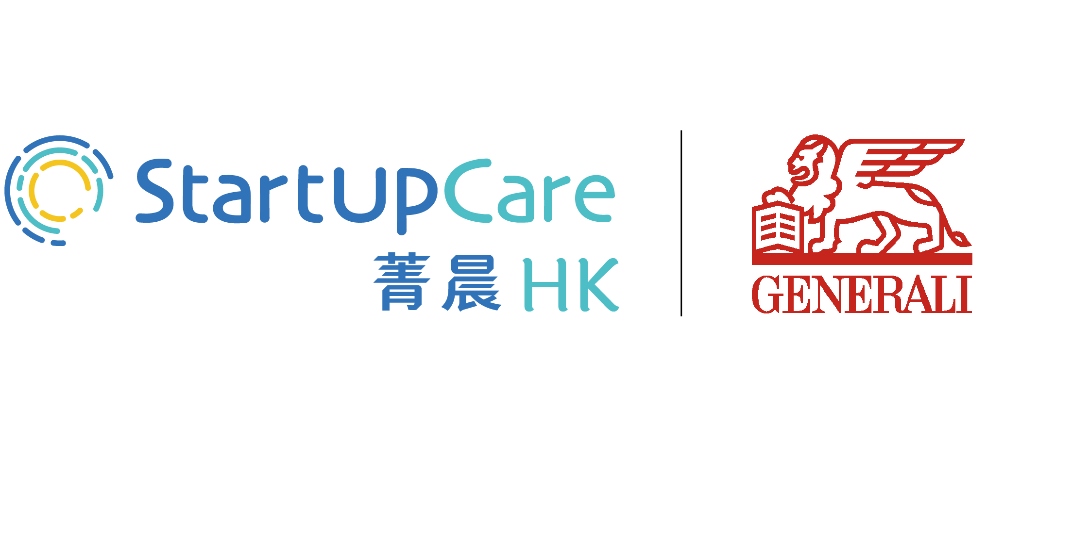 StartupCare and Generali Hong Kong logo