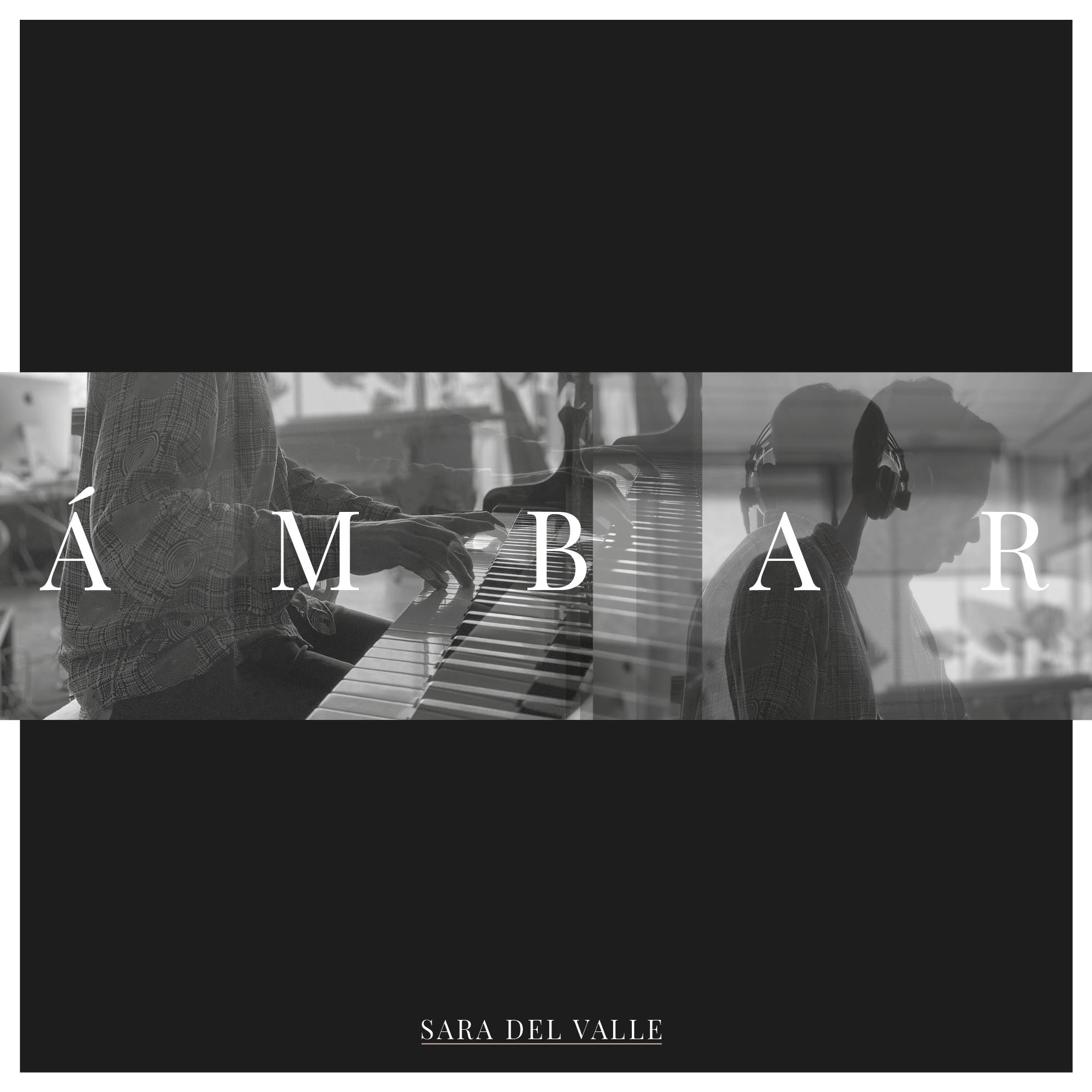 Sara del Valle -  Ámbar Cover