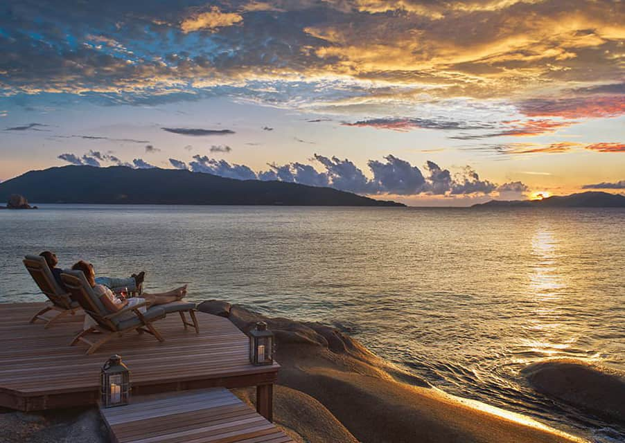 SIX SENSES ZIL PASYON RESORT