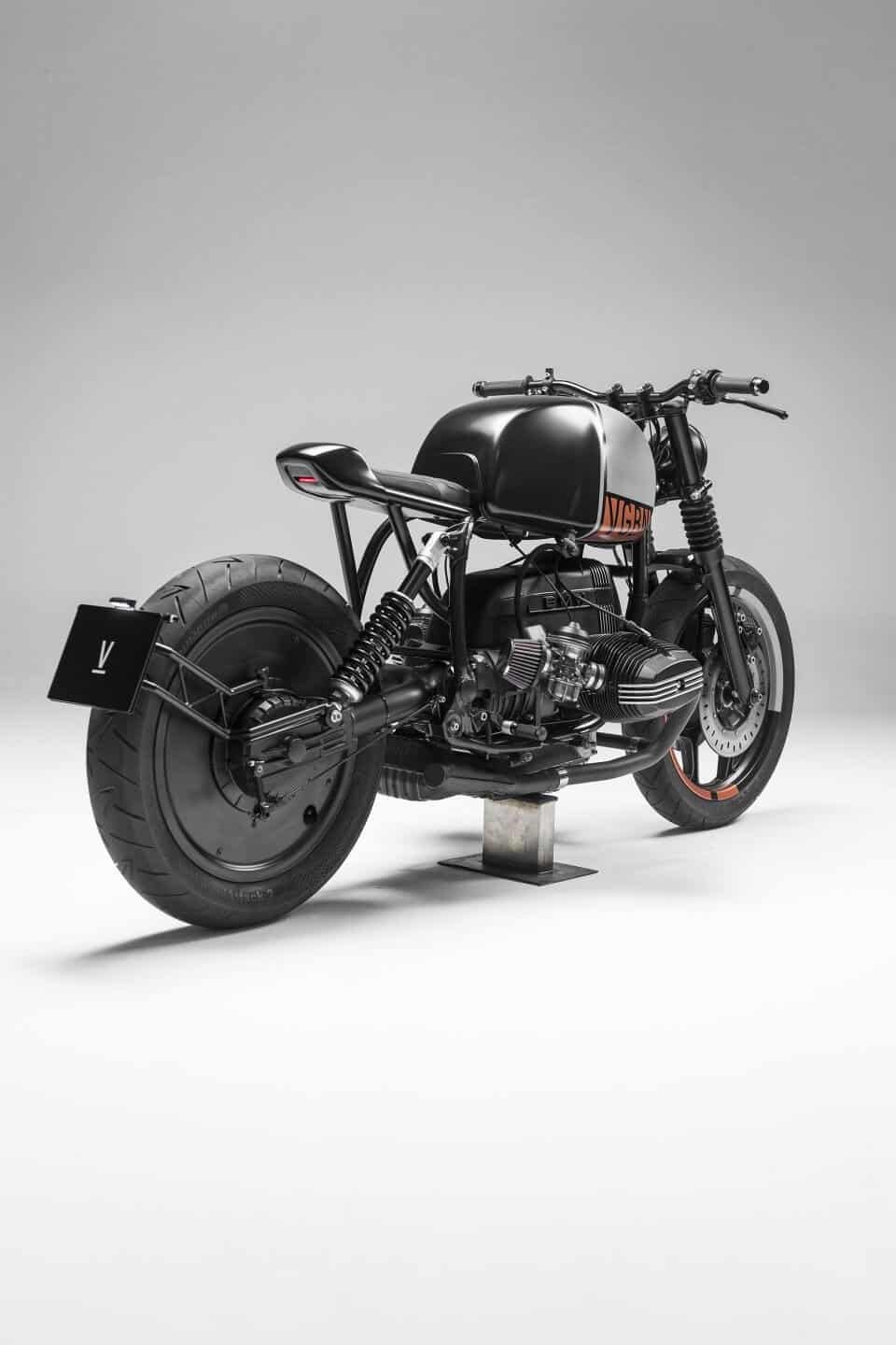 Vagabund custom BMW R80RT Motorcycle