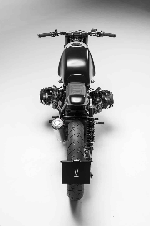 Vagabund customBMW R80RT Motorcycle