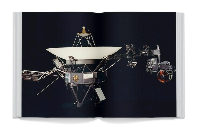 Voyager Golden Record Book