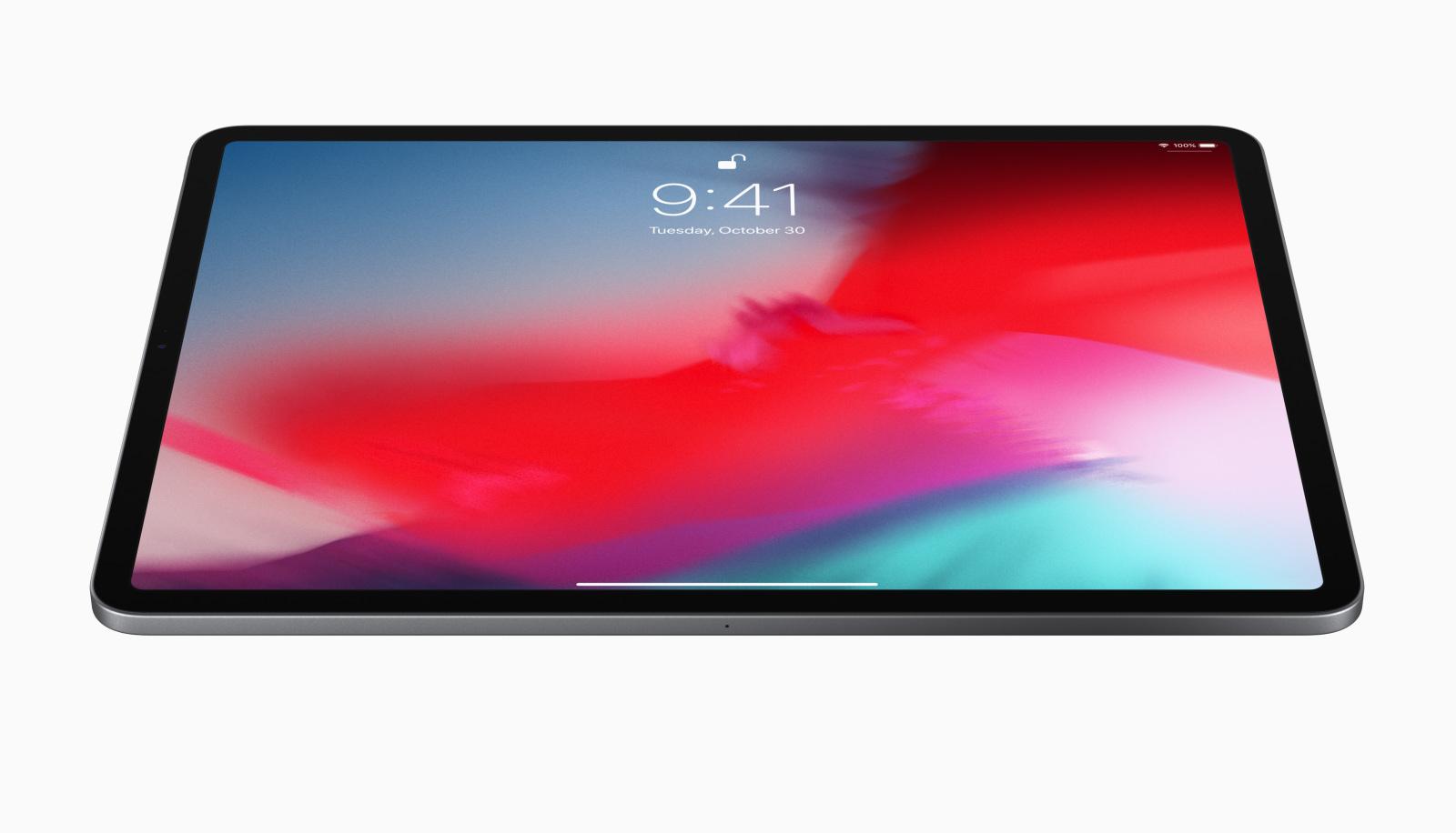 Apple iPad Pro wide screen