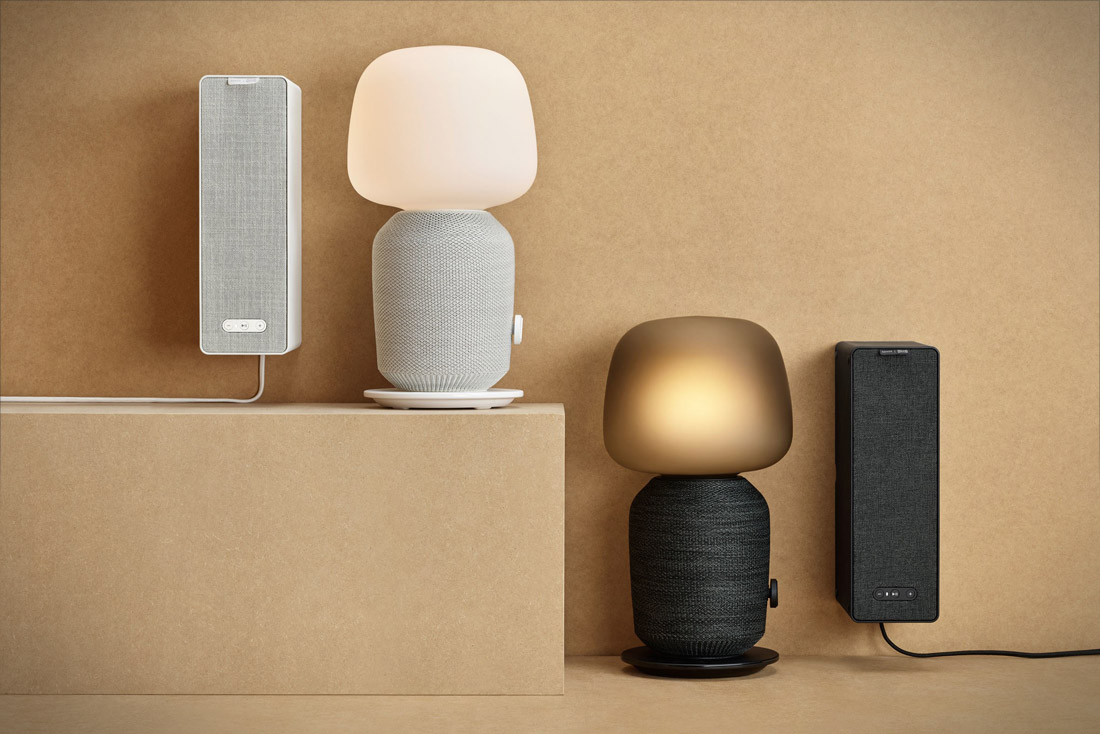 SYMFONISK By SONOS and IKEA Black and White