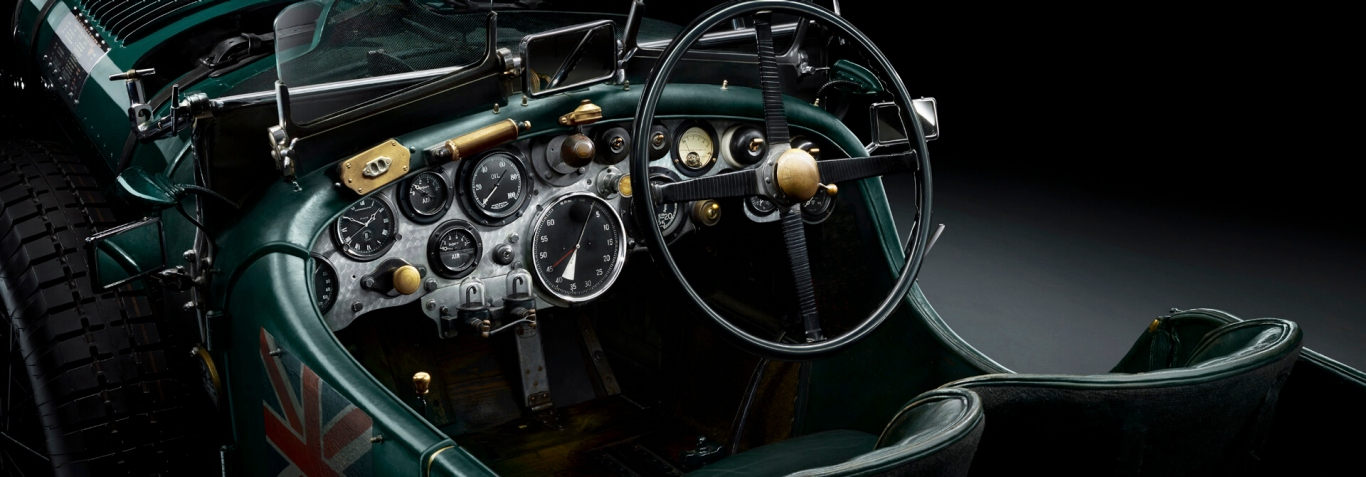 Bentley-Blower-Interior
