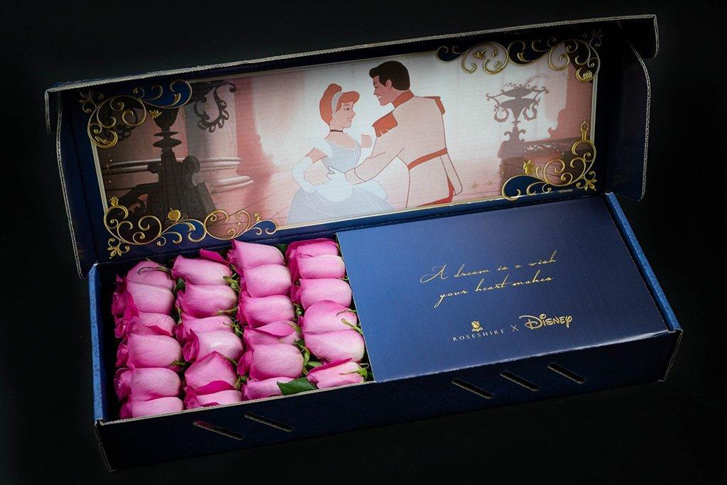 princess-cinderella-roses-in-box-pink