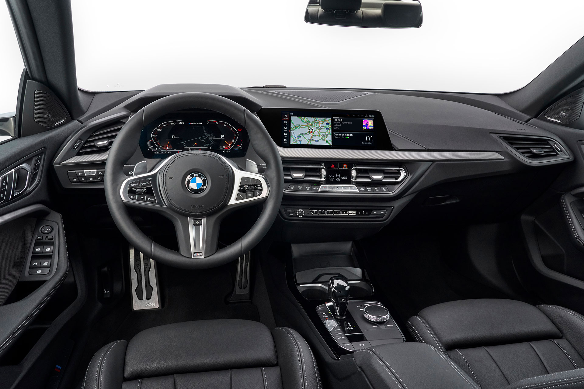 BMW Reveal the 2 Series for 2020 interior