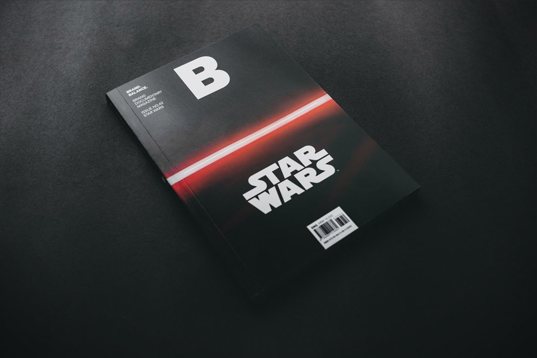 Magazine B - Star Wars