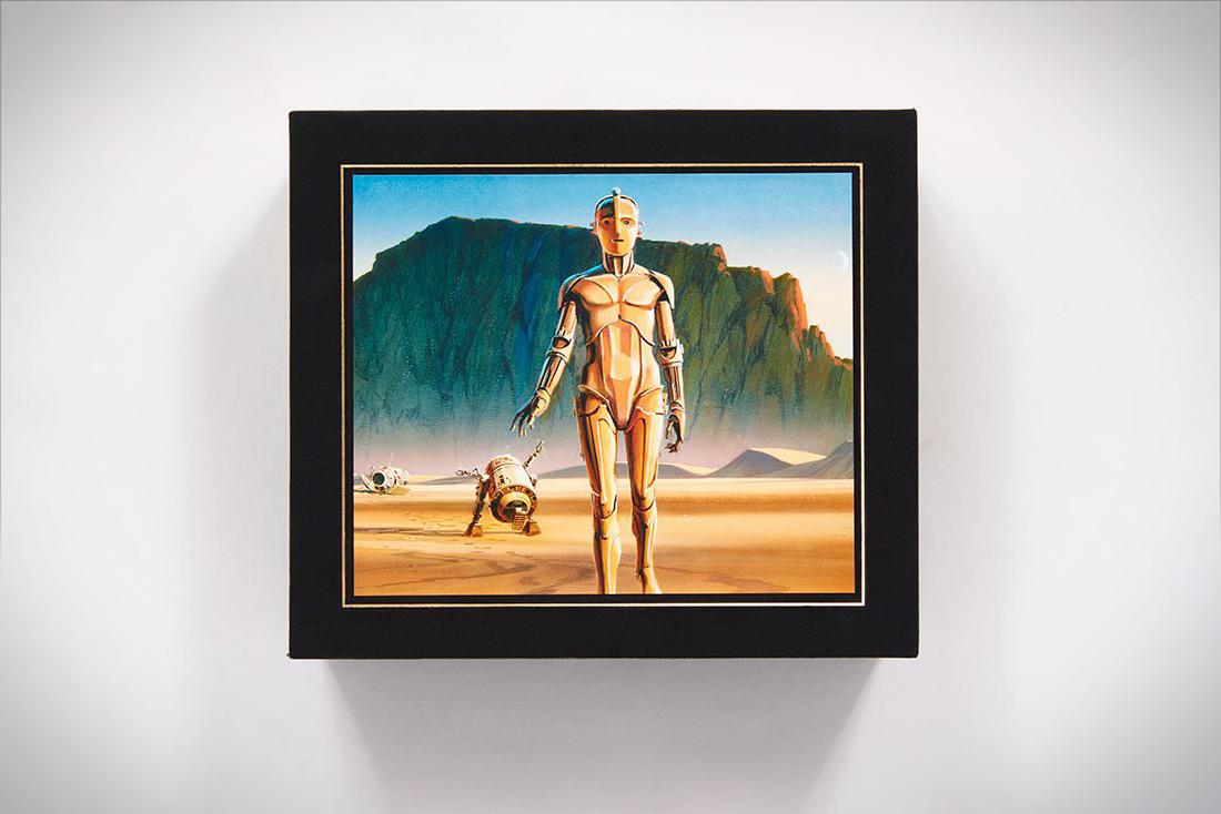 Star Wars Art - Ralph McQuarrie