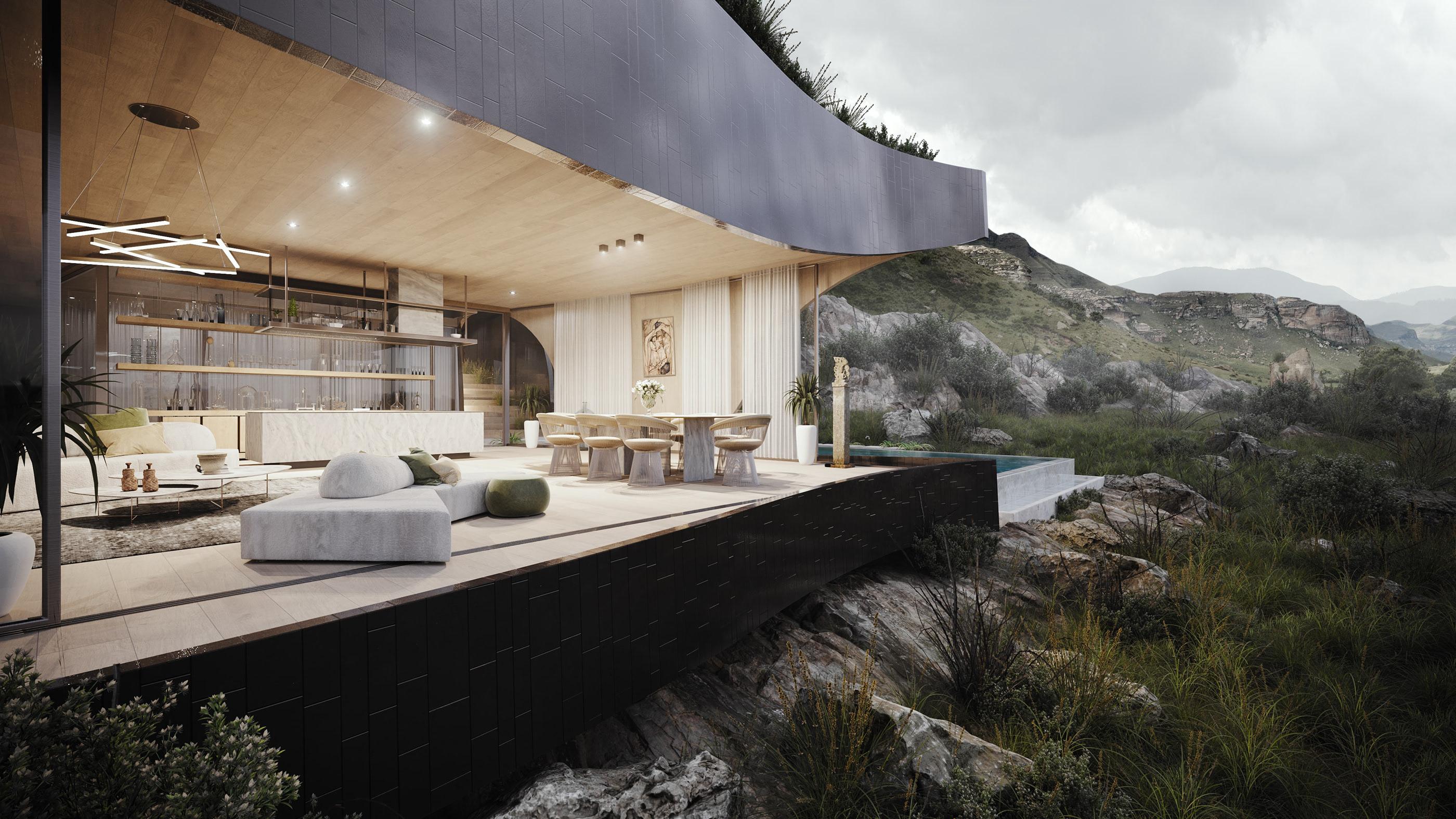 TABARQ DESI House