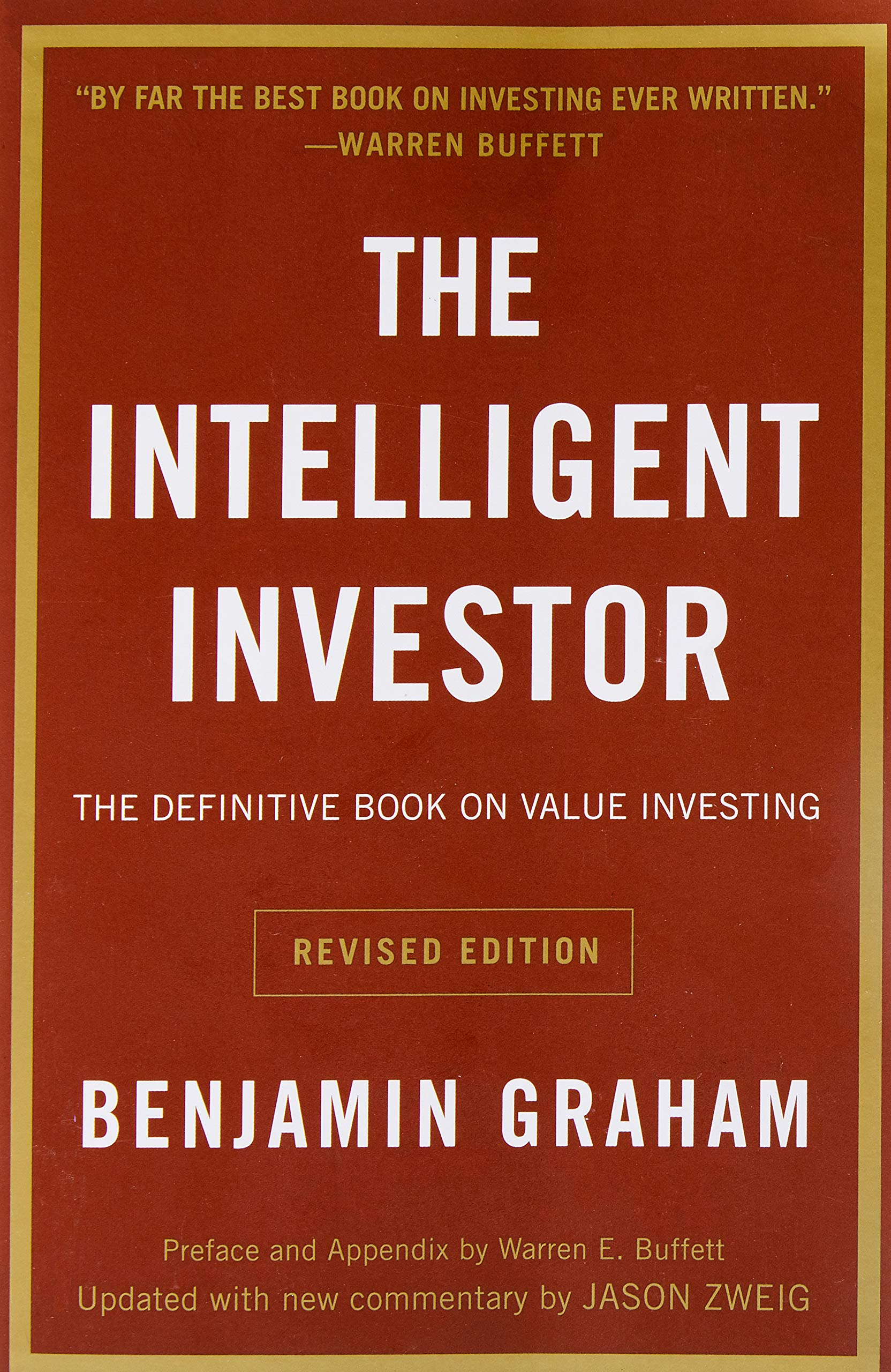 The Intelligent Investor: The Definitive Book on Value Investing ...
