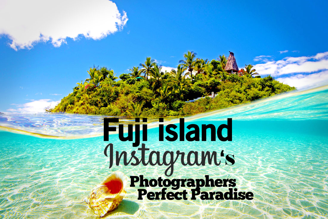 Fuji Island is Instagram's photographers perfect paradise