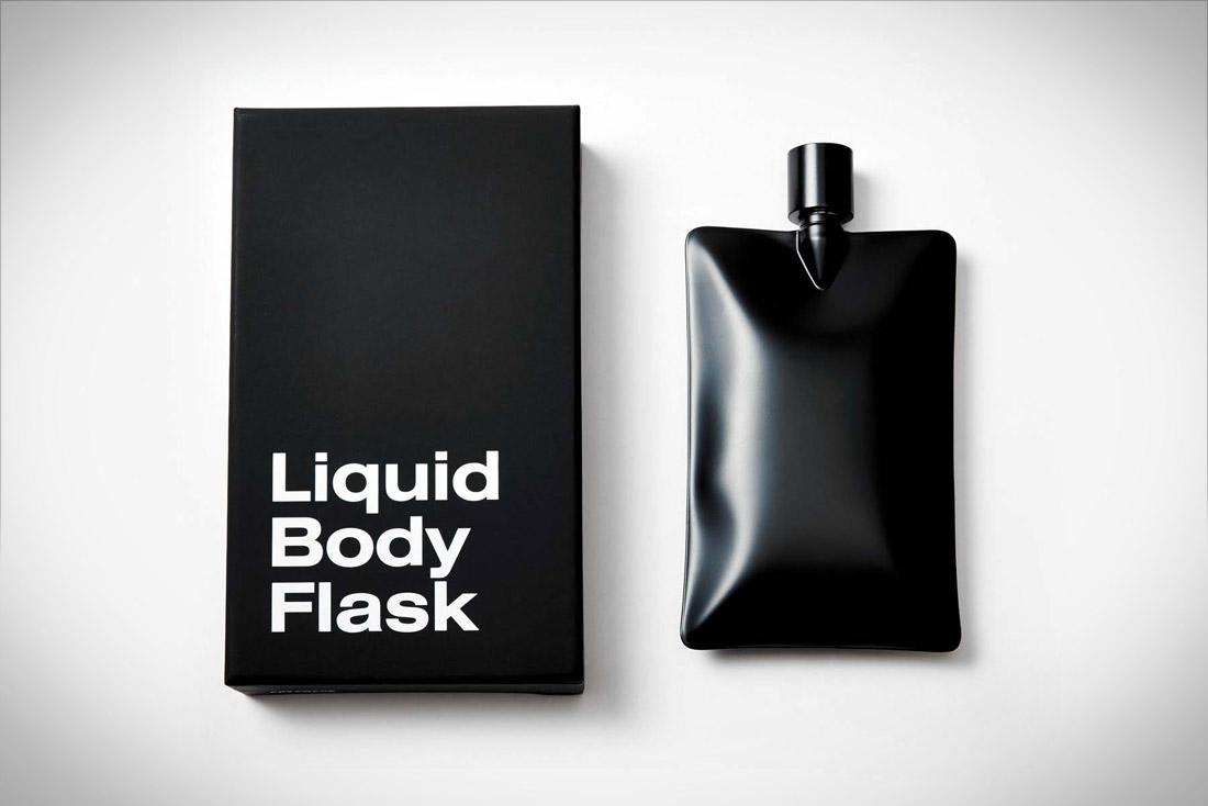 PRFL3 Liquid Body Flask