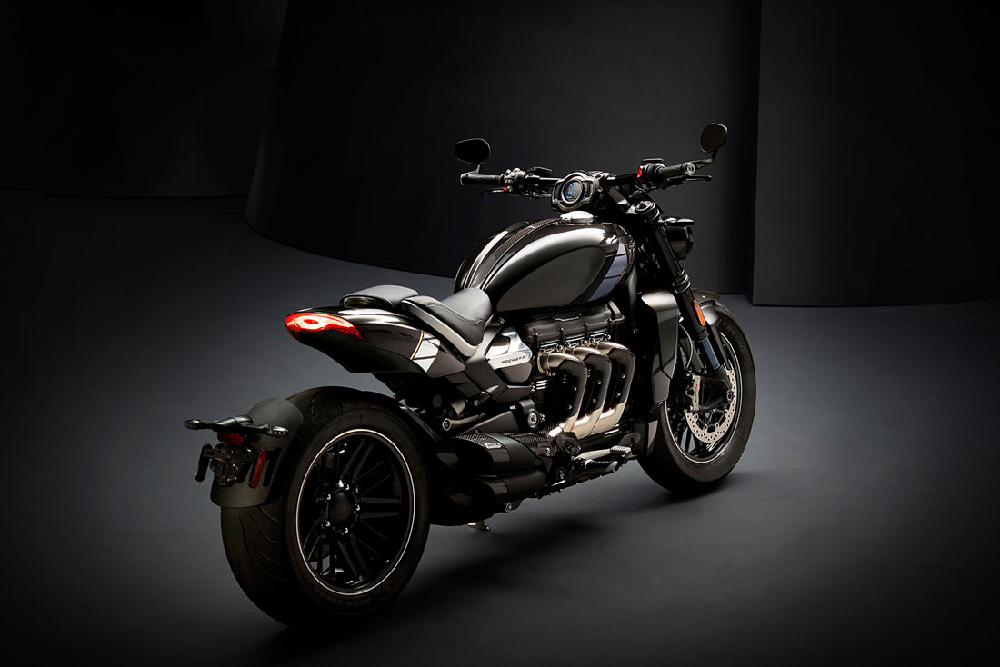 Triumph Rocket 3 TFC is probably the Ultimate Motorcycle