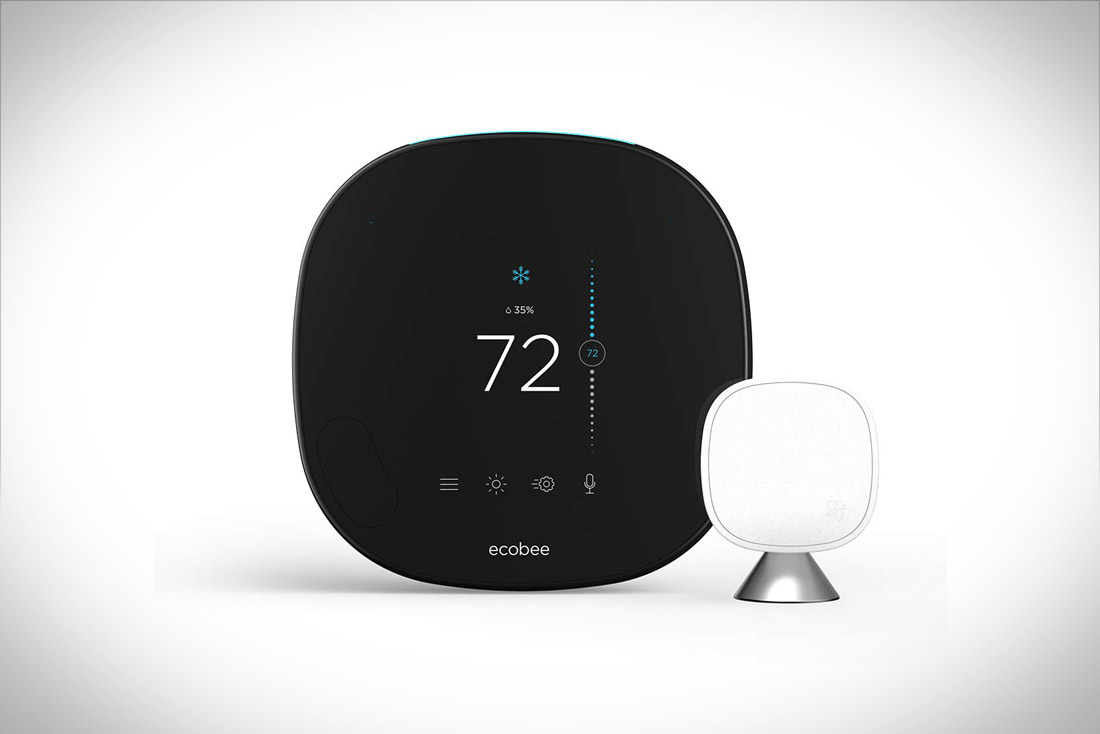 Ecobee SmartThermostat with Alexa Built-In