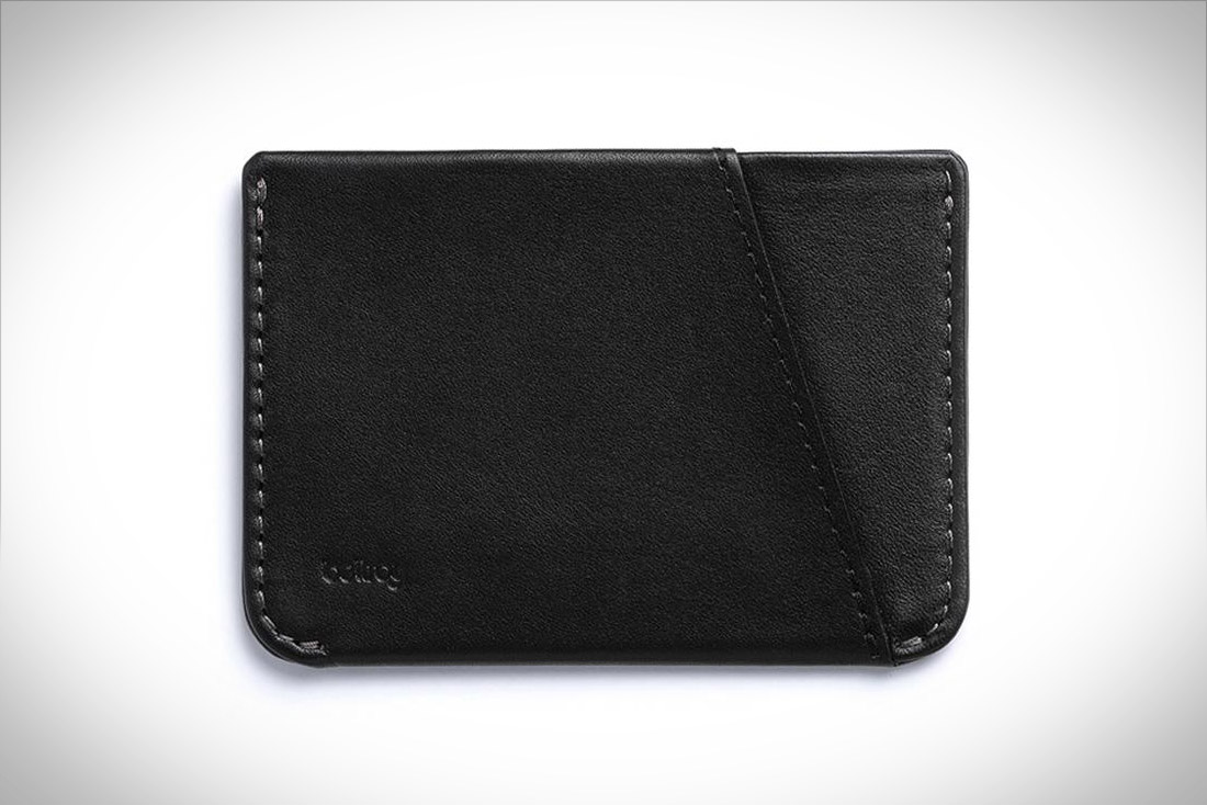 Bellroy Micro Sleeve Black Card Holder