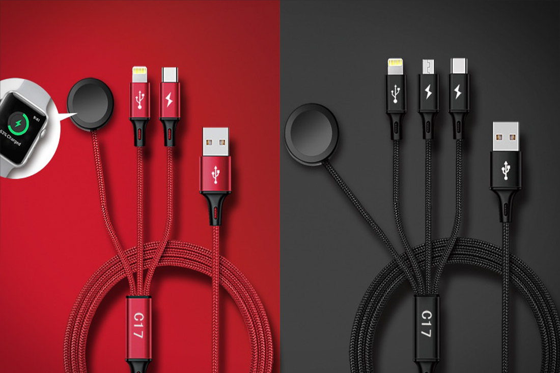 C17 All-In-One Cable it's the last cable you'll need