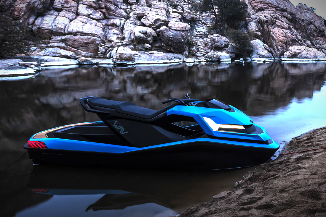 Nikola Wav Electric Water Jet Ski