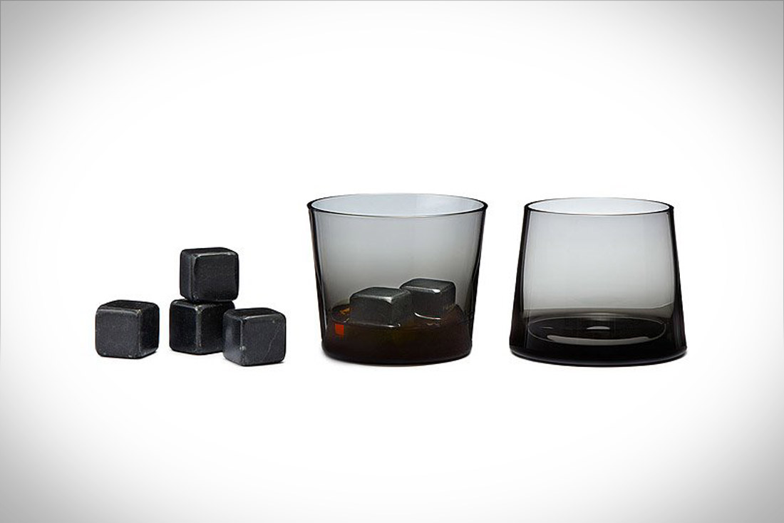 Teroforma Whisky Lover Black Glasses