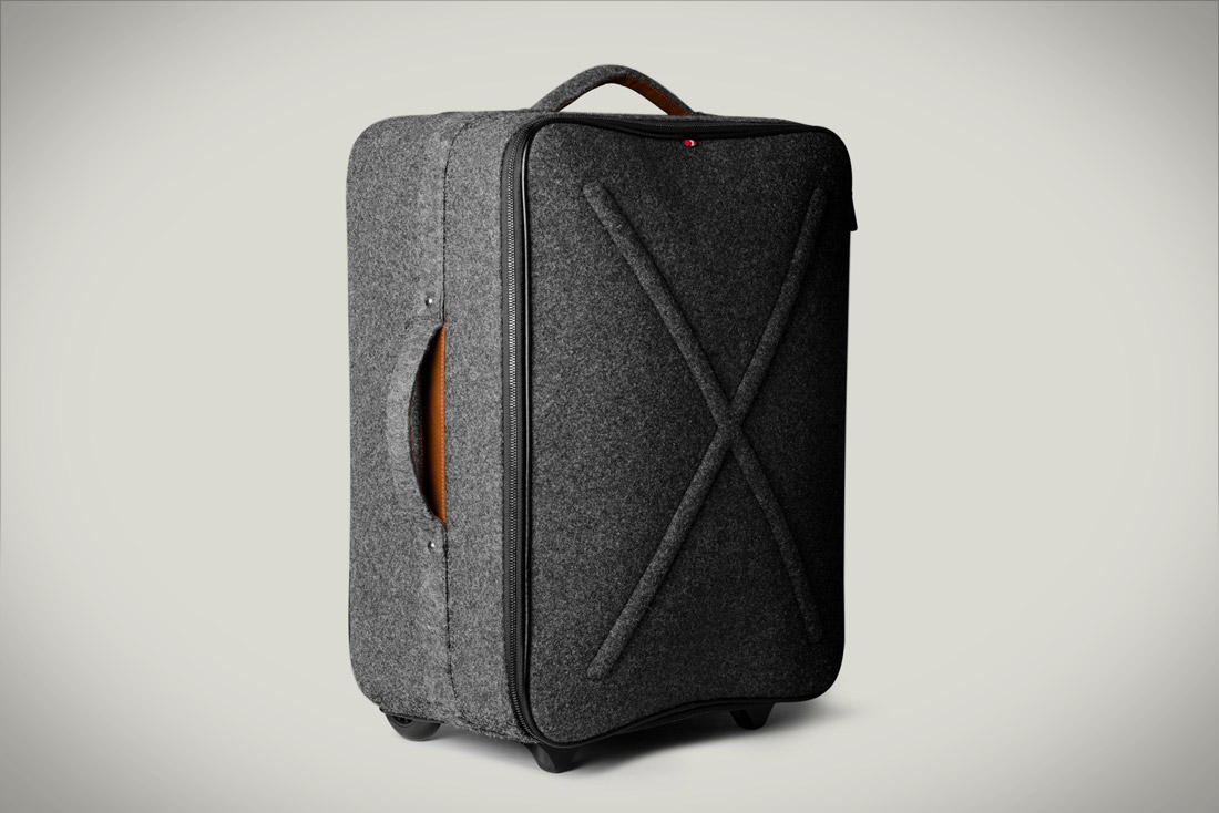 Worldly Cabin Suitcase - By Hardgraft