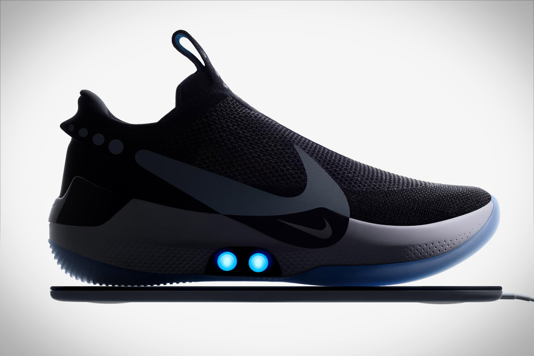 Nike Adapt BB basketball shoes takes us a step closer to the future
