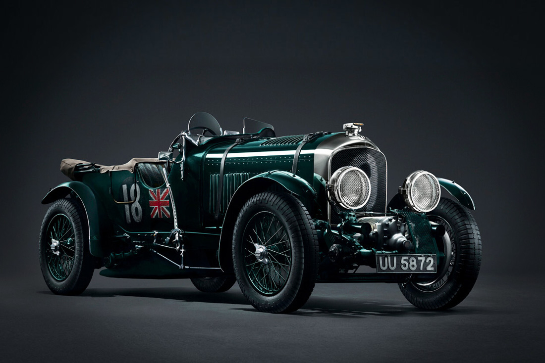 Bentley 1929 Team Blower Continuation