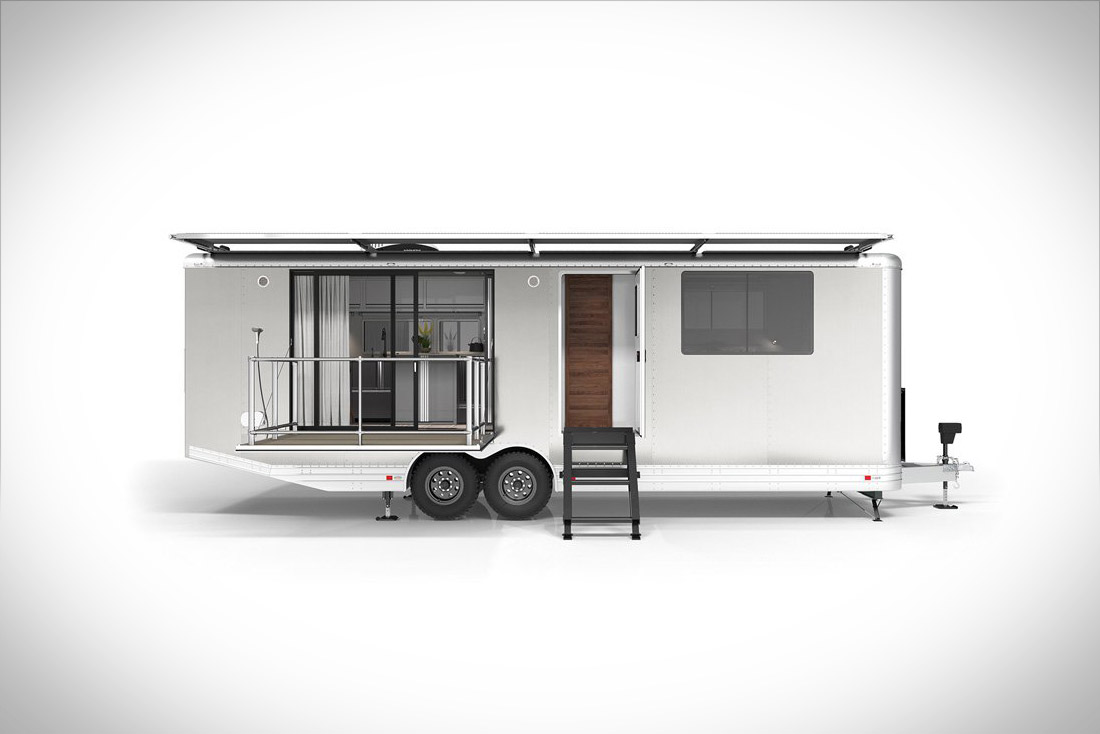 2020 Living Vehicle Trailer