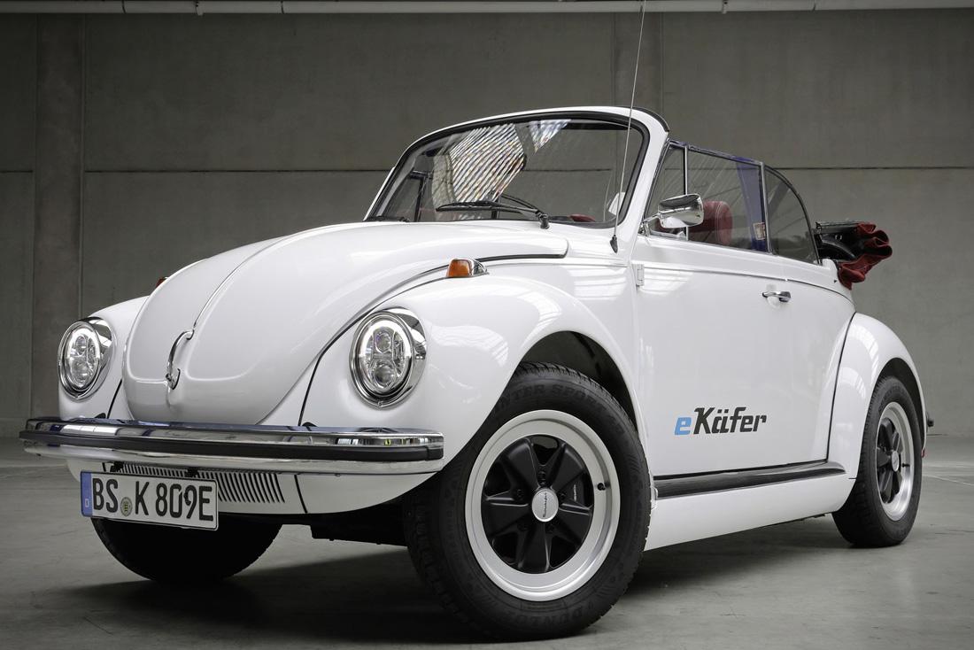 Volkswagen eBeetle Concept