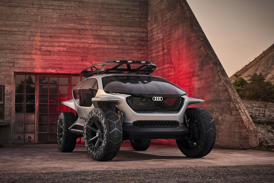Audi AI -Trail Quattro SUV Concept