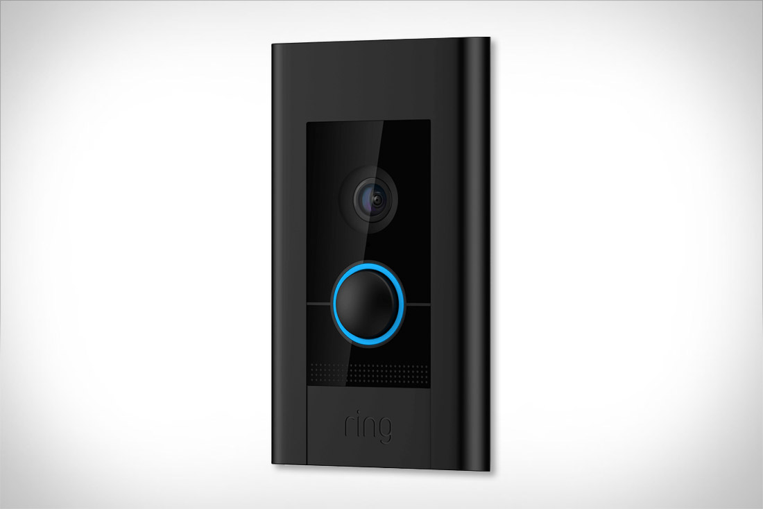 Ring Elite Video-Monitoring Doorbell
