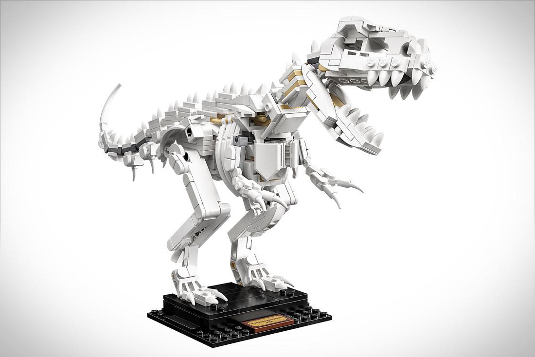 LEGO Dinosaur Fossils
