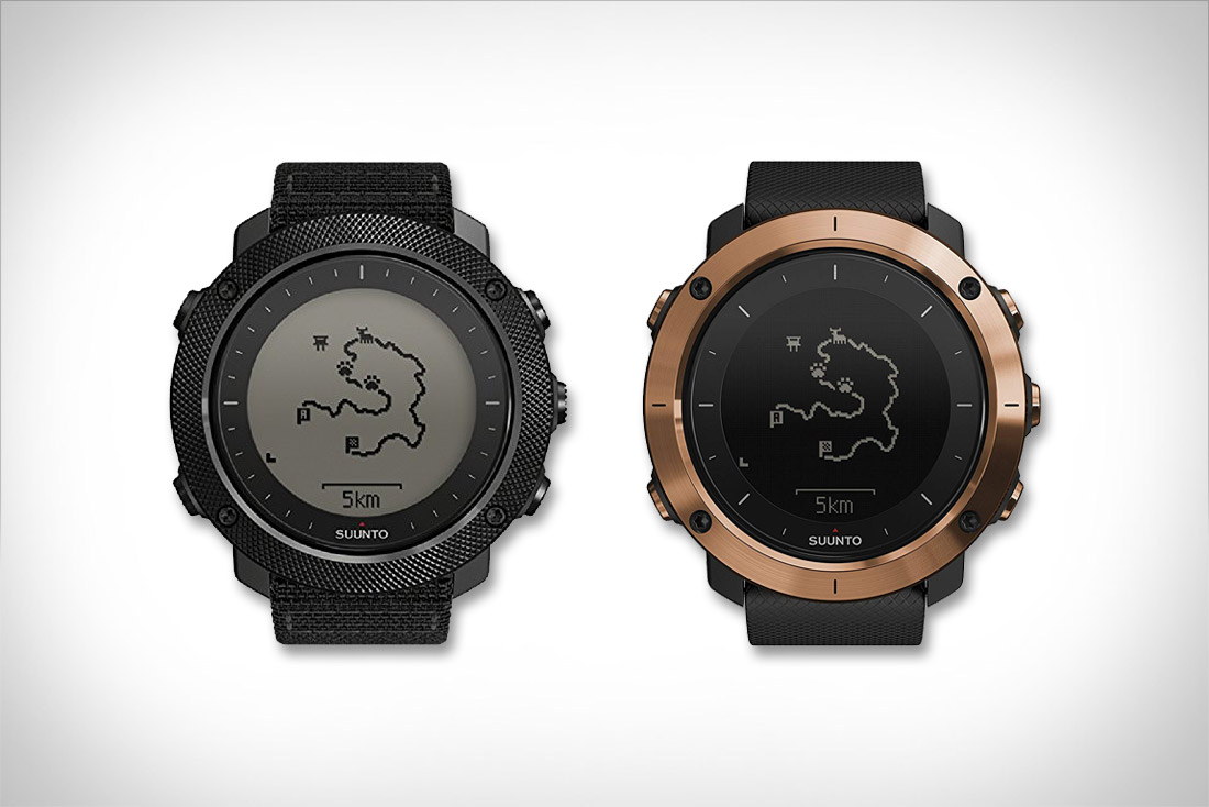 Suunto Traverse Alpha Watches
