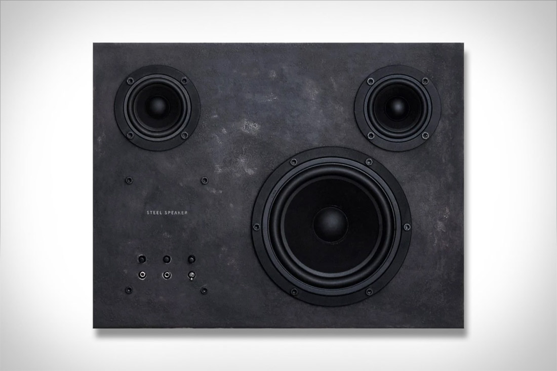 Uncrafted Speaker Steel Limited Edition
