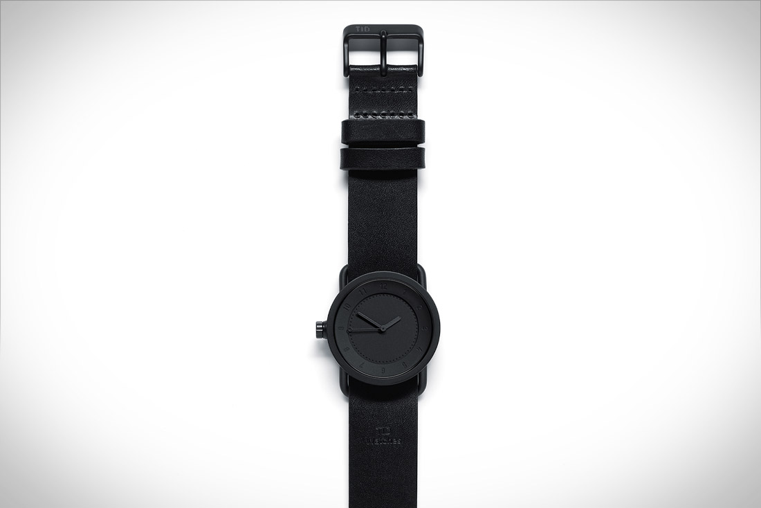 TID Black Limited Edition Watch