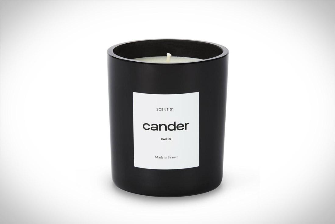 Cander Paris Scent 01 Candle