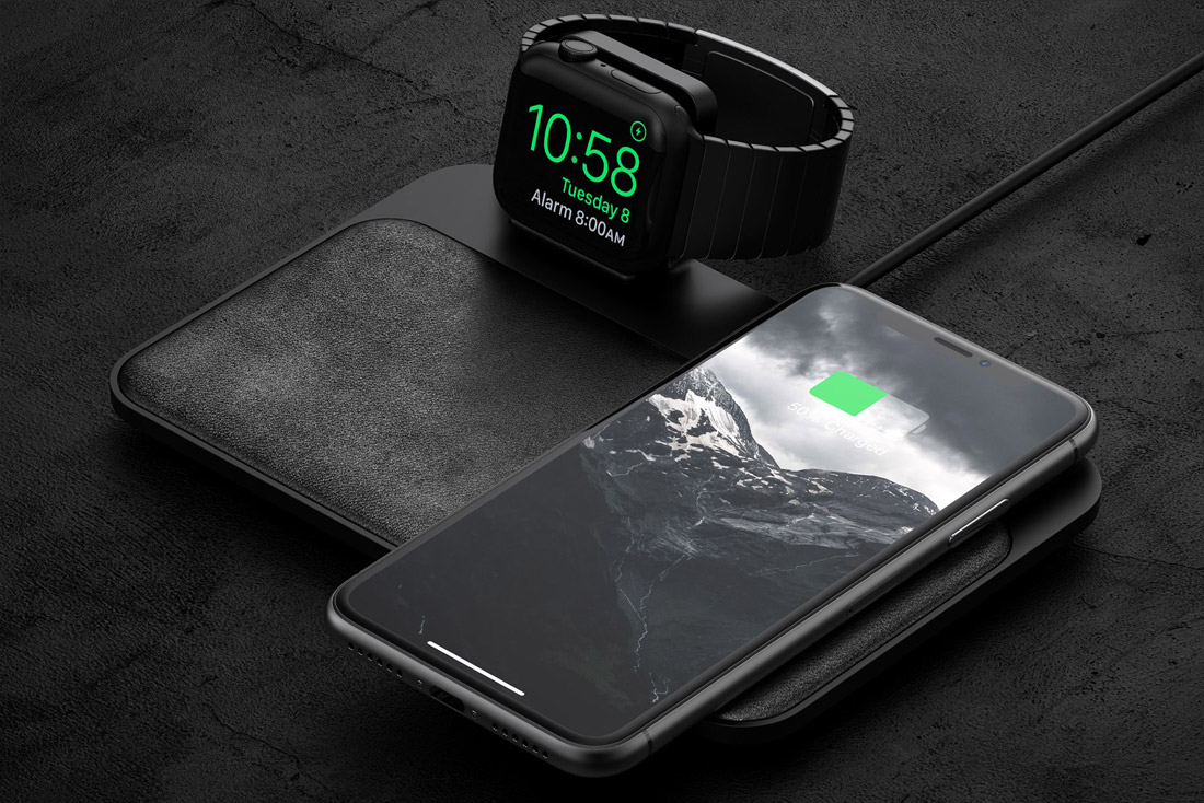 Nomad Base Station - Apple Watch Edition