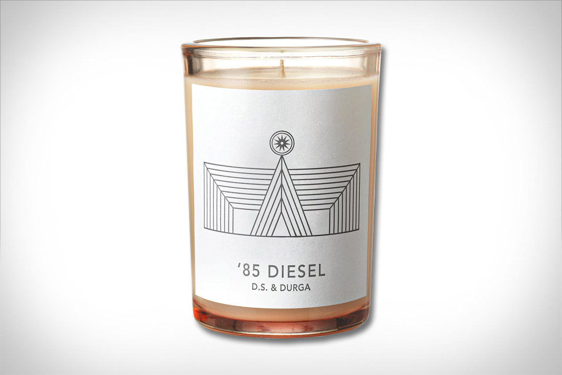 85' Diesel Candle by D.S. & Durga