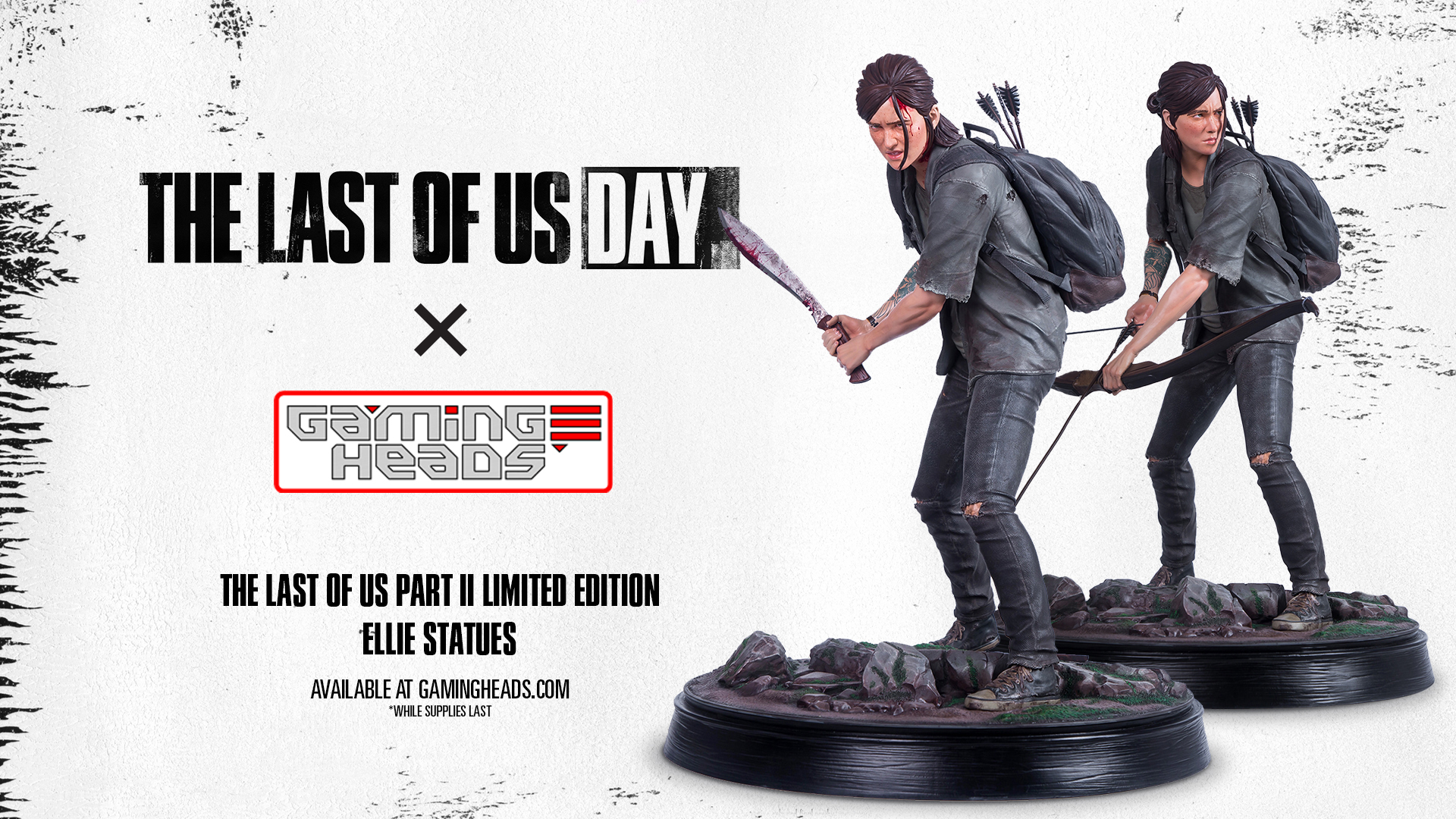 The Last Of Us.Day Limited Edition Statues