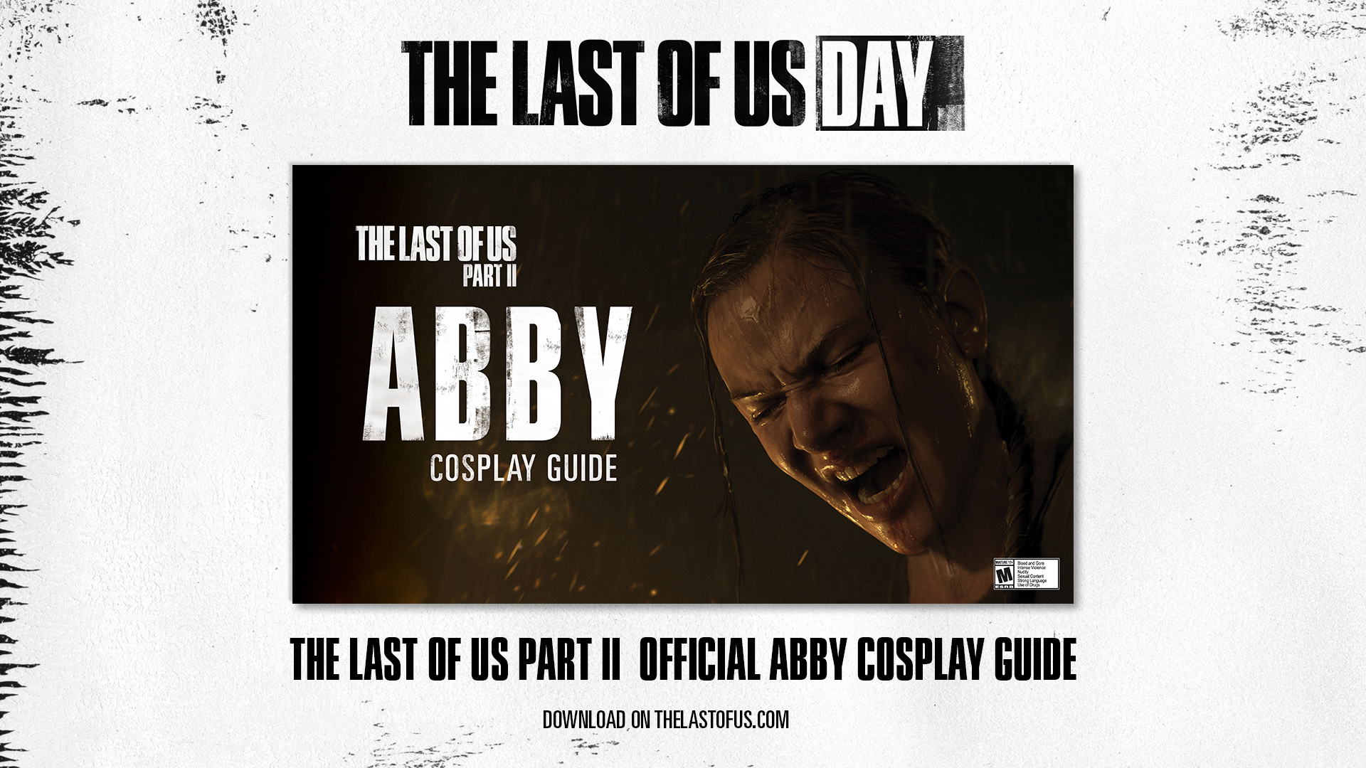 The Last Of Us.Day Abby's Cosplay